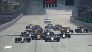 GP Azerbaijan 2019