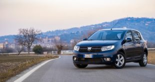 Dacia Sandero GPL Streetway | Prova su strada