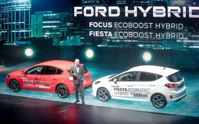 ecoboost hybrid