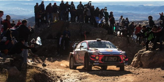 Rally di Argentina 2019