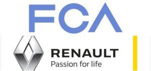 Alleanza FCA Renault Fiat Chrysler Automobiles