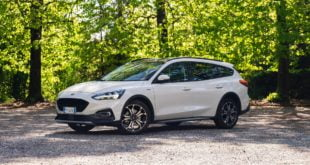 Ford Focus Active | Prova su strada