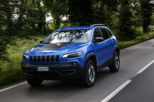 Cherokee Trailhawk 2019