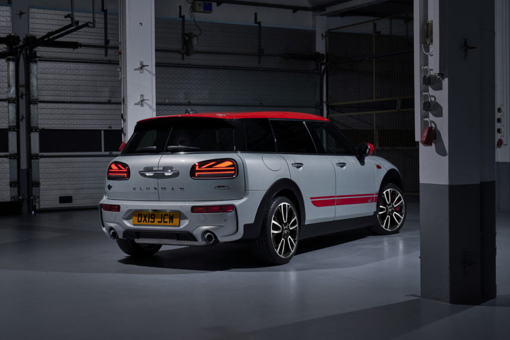Mini Clubman John Cooper Works 2019