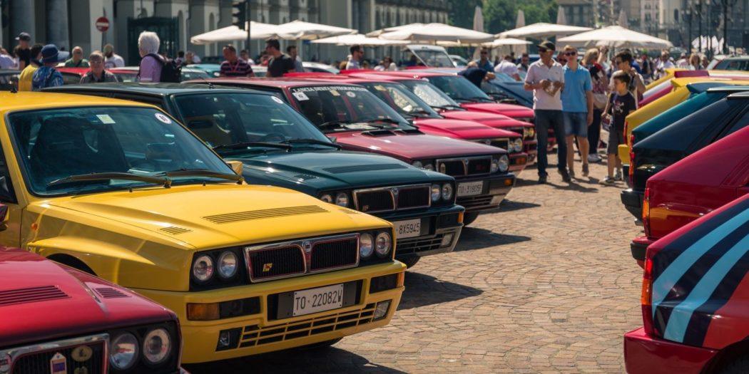 Parco Valentino 2019 Lancia Delta