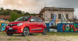 Listino prezzo Renault Twingo 2019