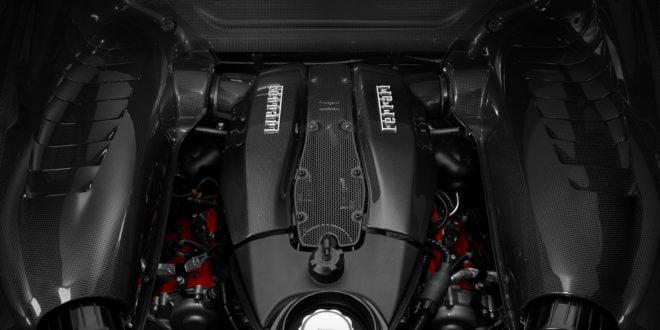 V8 Ferrari