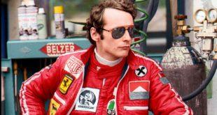 Niki Lauda Tuta Ferrari