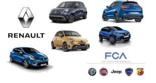 FCA e Renault