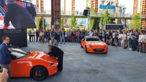 Mazda Mx5 Icon's day Torino