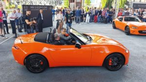 Mazda Mx5 Icon's day Torino