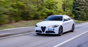 Alfa Romeo Giulia B-Tech | Prova su strada