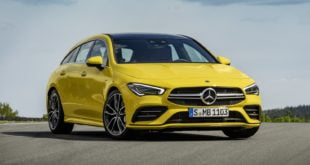 CLA 35 AMG Shooting Brake2019)Mercedes-AMG CLA 35 4MATIC Shooting Brake