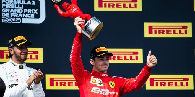 Ferrari in Francia