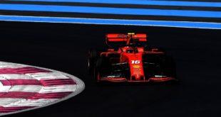 Prove libere GP Francia 2019