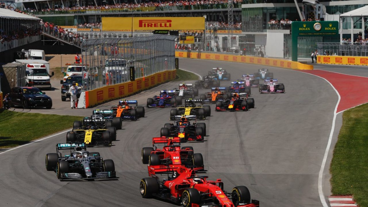 Calendario Mondiale F1 2020.Pubblicato Il Calendario F1 2020 Due New Entry Le Gare