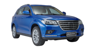 Haval H2 frontale
