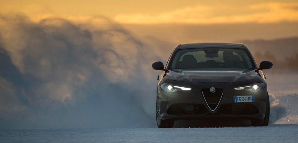 Alfa Romeo Trazione Integrale Q4