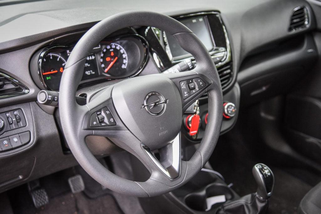 Opel Karl Rocks volante