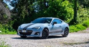 Subaru BRZ Gunma Edition | Prova su strada