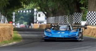 Volkswagen ID.R a Goodwood