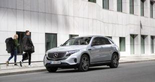Mercedes EQC 400 4Matic | Prova su strada in anteprima