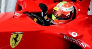 Mick Schumacher F2004