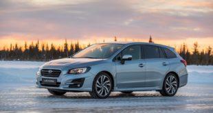 Subaru Levorg 2019 | Prova su strada in anteprima
