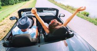 auto per andare in vacanza auto cabrio