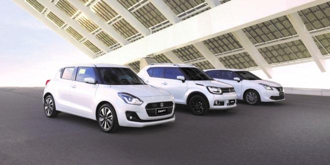 Suzuki Hybrid vendite