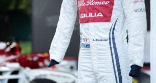 tuta Sparco F1