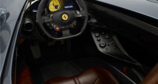 Nuove vetture Ferrari