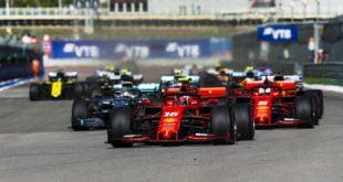 Scuderia Ferrari GP Russia 2019