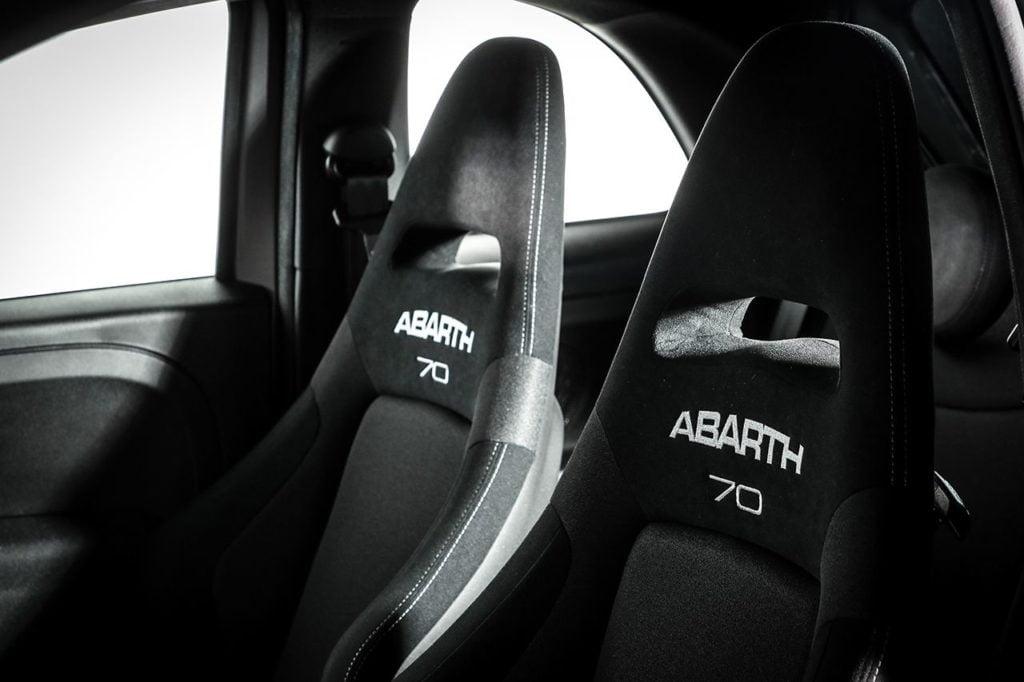 Abarth 595 Pista 2020