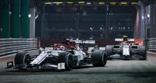 alfa romeo racing singapore