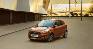 Ford Ka+ Active orange