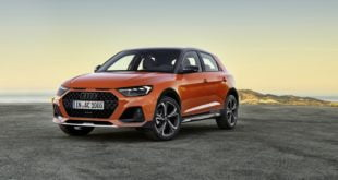 La nuova Audi A1 citycarver Pulse Orange