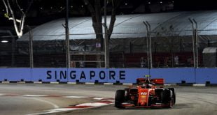 qualifiche GP Singapore 2019