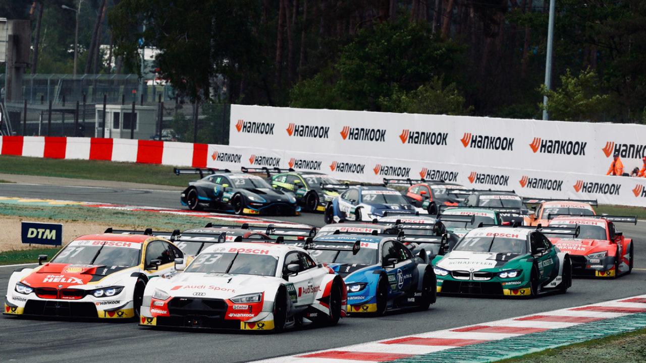 calendario DTM 2020 si correrà a Spa Francorchamps