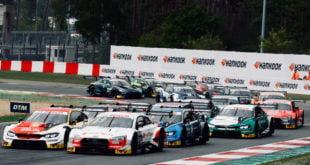 DTM a Monza