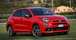 Fiat 500X Sport | Prova su strada in anteprima
