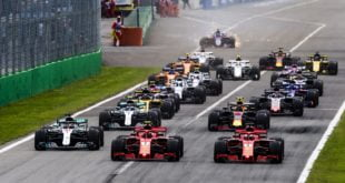 Monza in F1