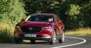 cose da sapere sulla Mazda CX-30