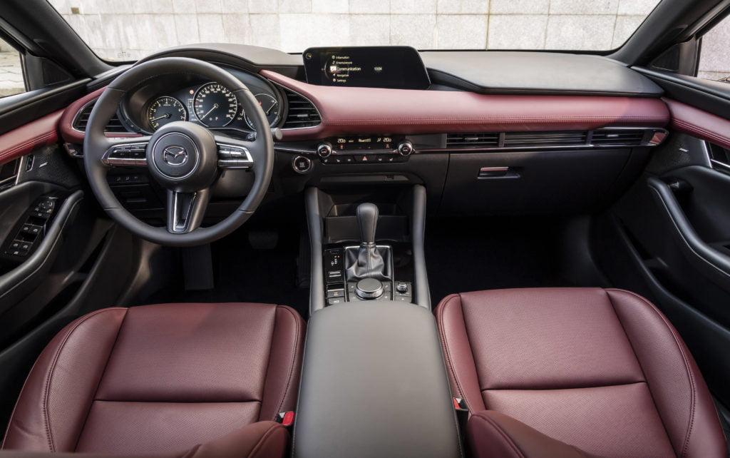 Mazda3 interni