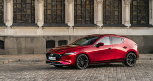 Mazda3 Skyactiv-X | Prova su strada in anteprima