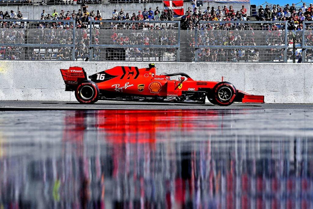 Charles Leclerc - GP Giappone 2019