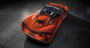 Chevrolet Corvette Stingray Convertibile