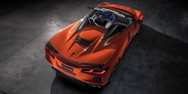 Chevrolet Corvette Stingray Convertibile