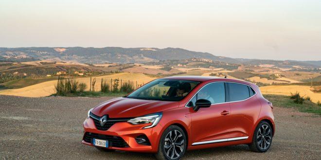Nuova Renault Clio - Auto Europa 2020