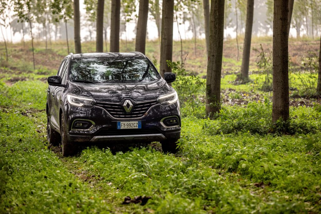 Renault Kadjar Back Edition